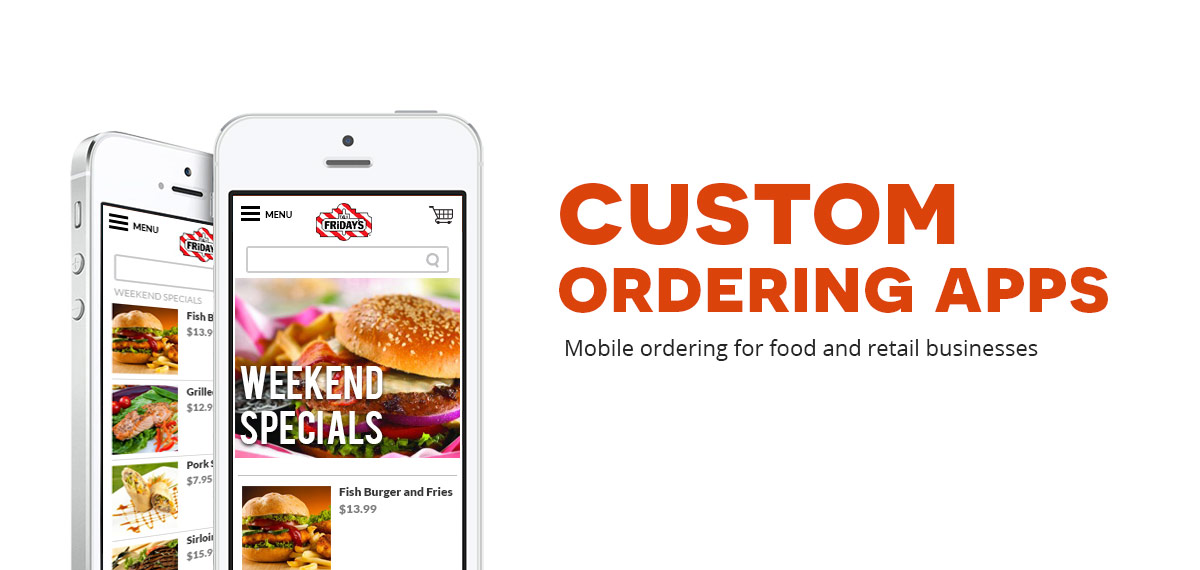 Mobile Ordering